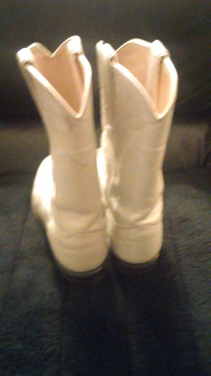 Justin White Boots Image 3