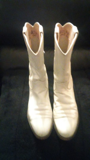 Justin White Boots Image 4