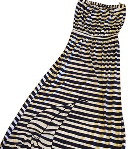 Navy Stripe Maxi Dress by Lilly Pulitzer