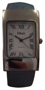 Eikon Blue Leather Eikon Watch
