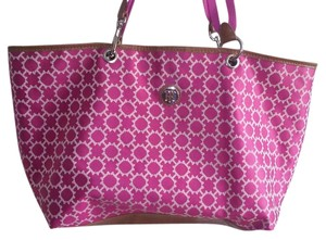 Tommy Hilfiger Tote in Fuchsia/pink