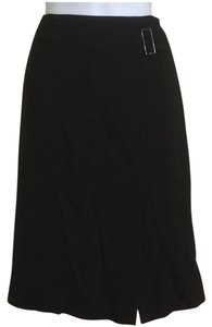Ann Taylor LOFT Skirt Black