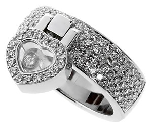 Chopard Chopard Happy Diamond Heart Ring