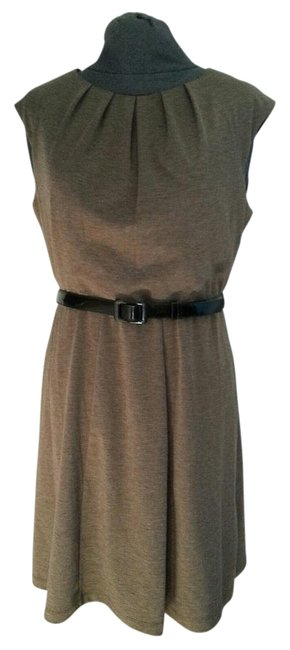 Preload https://img-static.tradesy.com/item/17936800/emma-and-michele-mocha-pleated-neckline-above-knee-workoffice-dress-size-8-m-0-1-650-650.jpg