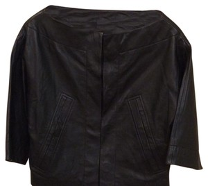 Robert Rodriguez Leather Jacket