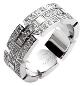 Cartier Cartier Tank Francaise Diamond White Gold Ring