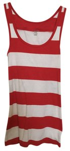 Old Navy Top Red & white