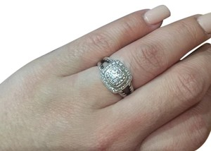 David Yurman David Yurman Pave Diamond Ring