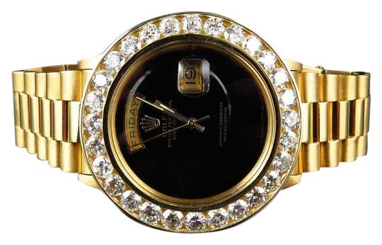 Preload https://img-static.tradesy.com/item/17937742/rolex-18k-yellow-gold-mens-president-day-date-diamond-72-ct-watch-0-1-540-540.jpg