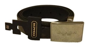 Coach New Coach Belt Small