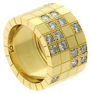 Cartier Cartier Lanieres Diamond Yellow Gold Ring
