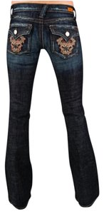 Plastic by gly Straight Leg Jeans