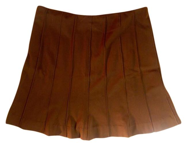 Preload https://img-static.tradesy.com/item/17938246/spiegel-brown-pleated-p2160-knee-length-skirt-size-14-l-34-0-2-650-650.jpg