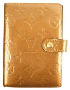 Louis Vuitton Bronze Agenda PM 49LVA723