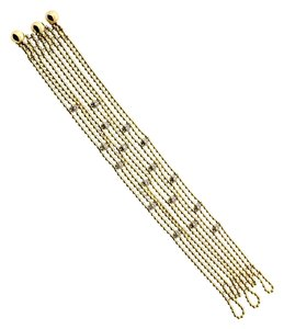 Cartier Cartier Draperie de Decollete Diamond Gold Bracelet