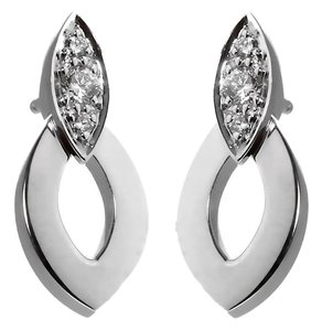 Cartier Cartier Diadea Diamond White Gold Earrings