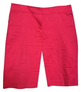 New York & Company Bermuda Shorts Pink