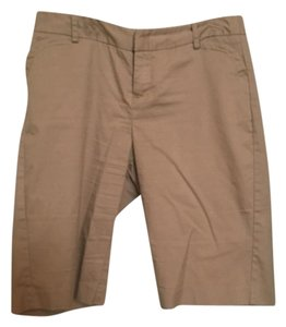 Mossimo Supply Co. Bermuda Shorts Tan