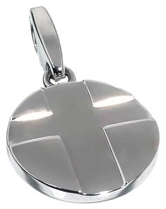 Cartier Cartier Cross White Gold Charm Pendant