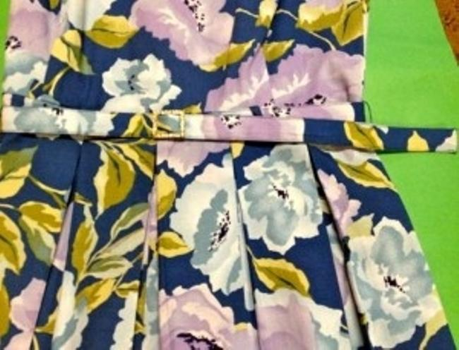 Willi Smith Floral Dress