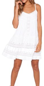Twelfth St. by Cynthia Vincent short dress White on Tradesy