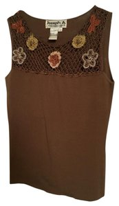 Joseph Abboud Top Brown