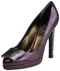 Calvin Klein Plum, Purple Pumps