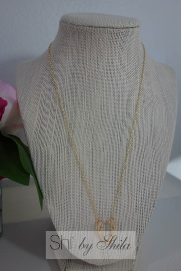 Shiekh Delicate Horn Necklace Image 2
