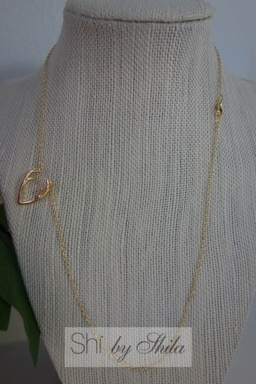 Shiekh Delicate Horn Necklace Image 4