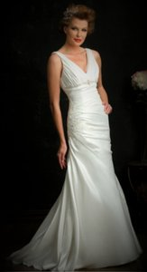 Allure Bridals Allure Bridals Empire Gown Wedding Dress