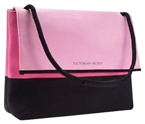 Victoria's Secret Cooler 2016 Limited Edition New Pink, Fuchsia, Black Beach Bag