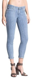 AG Adriano Goldschmied 28 Skinny Jeans-Light Wash