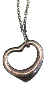 Tiffany & Co. Floating heart necklace