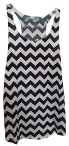 Maurices T Shirt Blue & white
