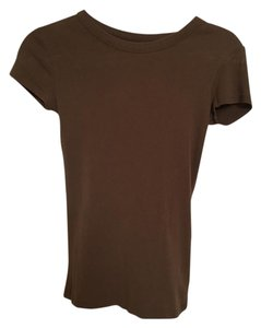 Mossimo Supply Co. T Shirt Brown