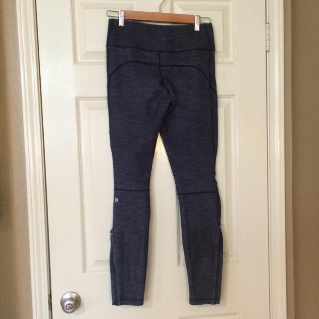 Lululemon Zipper Ankled Leggings