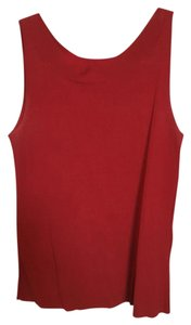 Valerie Stevens Top Red