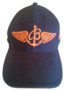 Breitling Breitling New Blue Logo Baseball Hat