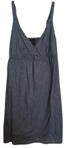Faded Glory short dress Chambray on Tradesy