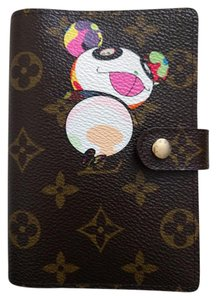 Louis Vuitton LOUIS VUITTON Limited Edition Panda Agenda Cover
