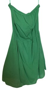 Gap short dress Green on Tradesy