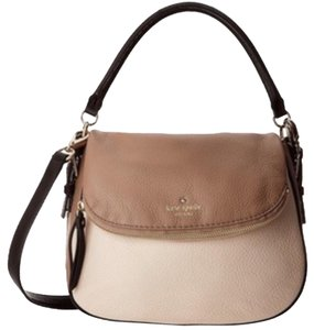 Kate Spade Satchel in Warm Putty