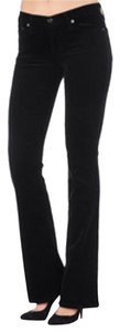 AG Adriano Goldschmied Flare Pants Black