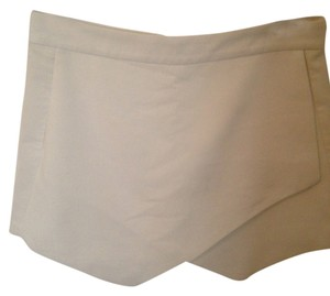 Sophie Rue Mini Skirt White