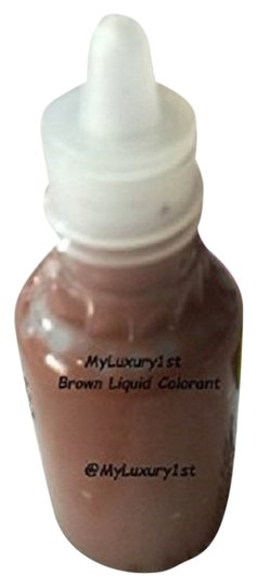 MyLuxury1st 10 mL Brown Liquid Soap and Cosmetic Pigment Glycerin Colorant