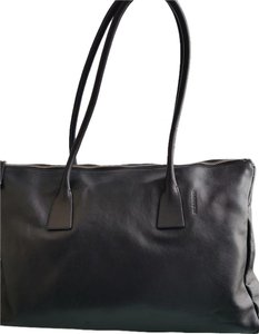 Jil Sander Leather Made In Italy Shoulder Bag
