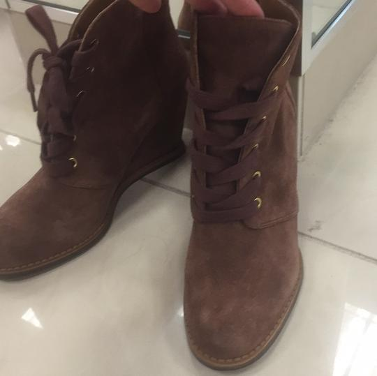 Kate Spade Brown Boots Image 4
