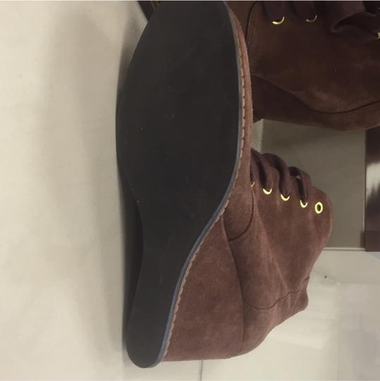 Kate Spade Brown Boots Image 5