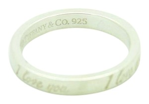 Tiffany & Co. Tiffany & Co. Sterling Silver Ring