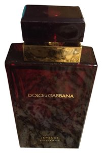 Dolce&Gabbana Brand New 3.4 Tester . Never Been Used EDP Intense By Dolce & Gabbana